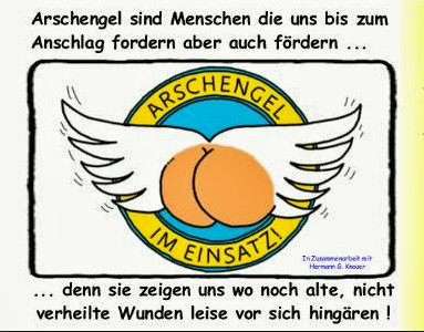 Arsch-Engel