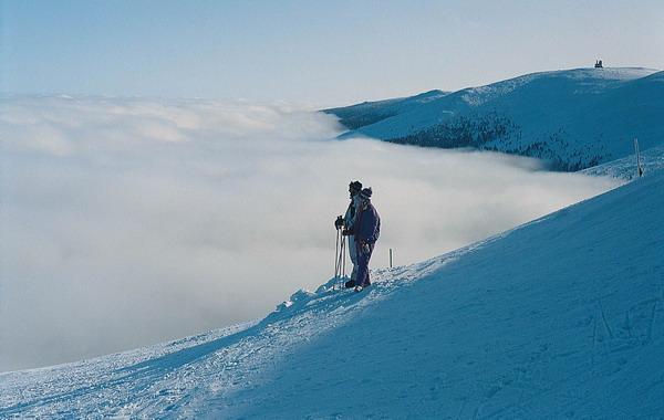 Winterurlaub in Polen; Foto: Polnisches Fremdenverkehrsamt