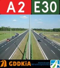 Polen Autobahn A2 befahrbar