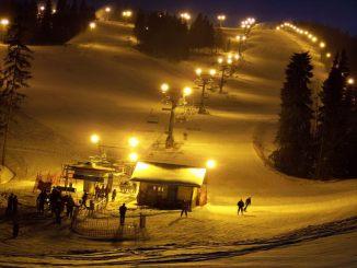Skizentrum Kotelnica bei Bialka Tatrzabska in der Tatra, Foto: Wikimedia Commons, Lukasz Goryl