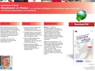 Studieren in Polen, www.auslandstreff.de/tipps/buecher/studieren-in-polen.html