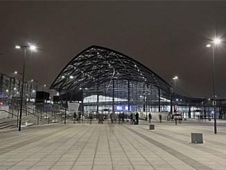 Lodz Fabryczny, Polens schönster Bahnhof, Foto: ?ukasz Rymaszewski, CC BY-SA 4.0