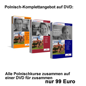 Polnisch Sprachkurs komplett