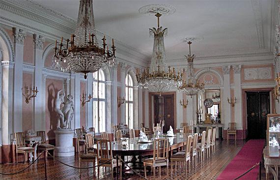 Im Schloss Lancut, Foto: myself (User:Piotrus), CC BY-SA 3.0