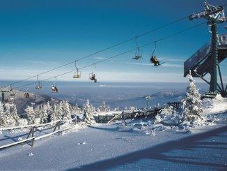 Wintersport in Polen, Foto: Kulturzentrum Zamek