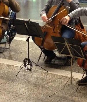 Cellostrada, Frankfurt, Das vierte Zimmer