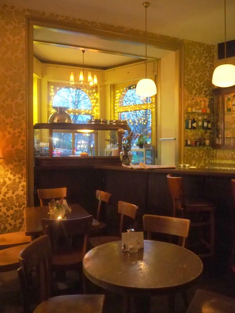 Café Maingold, Frankfurt, Das vierte Zimmer