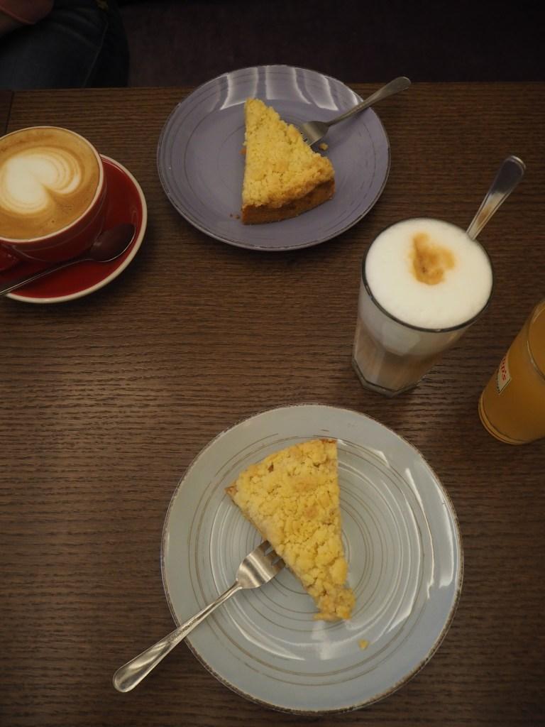 Milch und Zucker, Frankfurt, Das vierte Zimmer