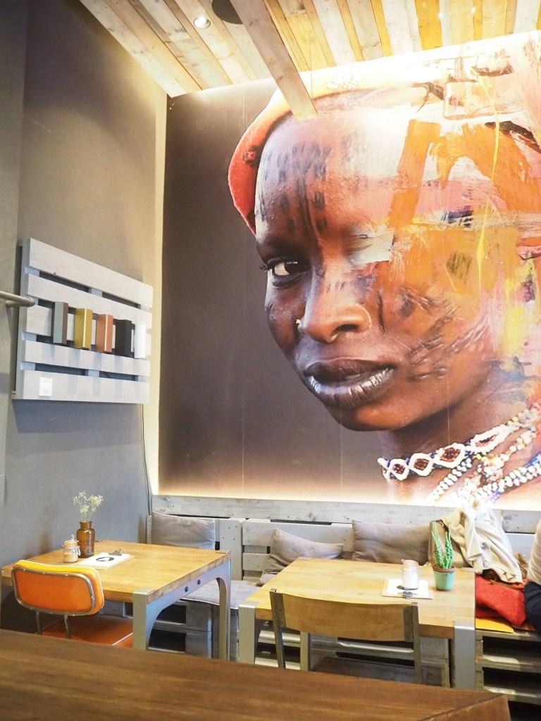 Café Aniis, Frankfurt, Das vierte Zimmer