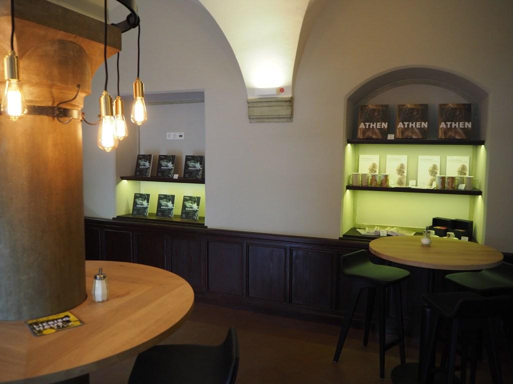 Café Liebieghaus, Frankfurt, Das vierte Zimmer