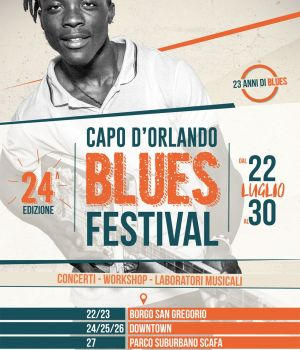 Capo D'Orlando Blues