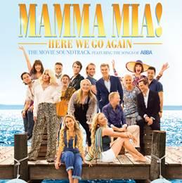 """MAMMA MIA! HERE WE GO AGAIN"""