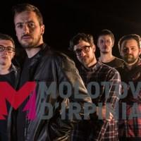 Ospiti del nostro format musicale i Molotov D'Irpinia
