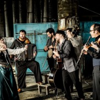 Barcelona Gipsy Balkan Orchestra Nova Era Italian Tour
