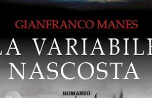 Copertina La variabile nascosta di Gianfranco Manes