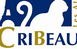 Particolare del logo Cribeau