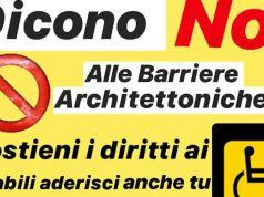 Contro le barriere architettoniche