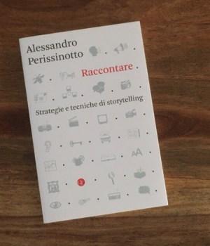 Copertina di Raccontare di Alessandro Perissinotto