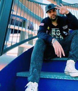 Il rapper Dino Dispenza in arte Dydo