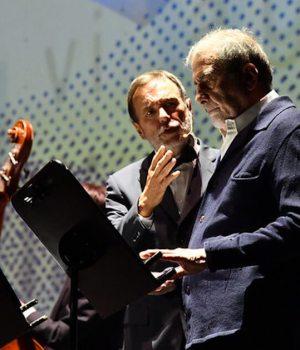 Luigi Dei e Paolo Santangelo in Via col Tempo