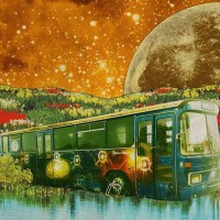 """Pop, Rock, Jazz... e non solo"" Mistura Pura The Blue Bus"