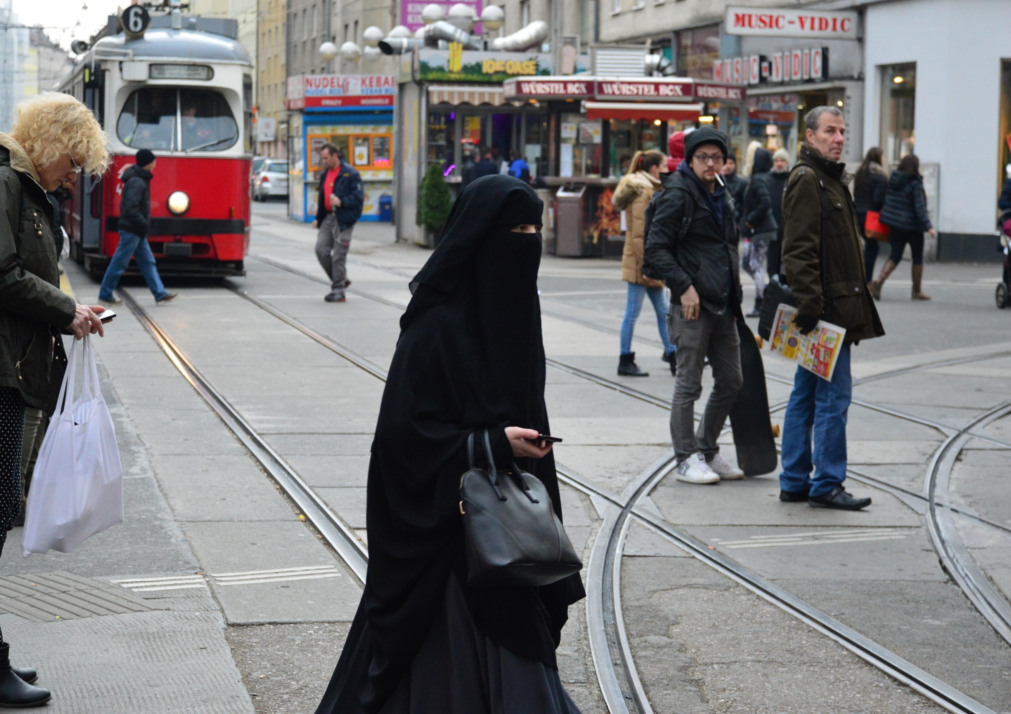 Bildergebnis für burka wien
