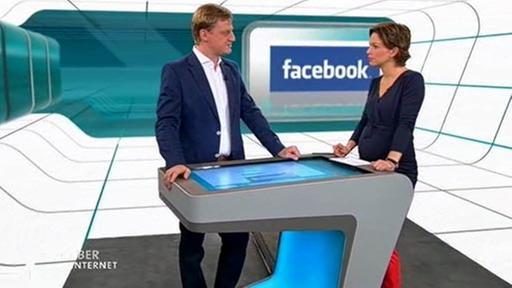 Anna Planken und Jörg Schieb im Studio (Bild: WDR)