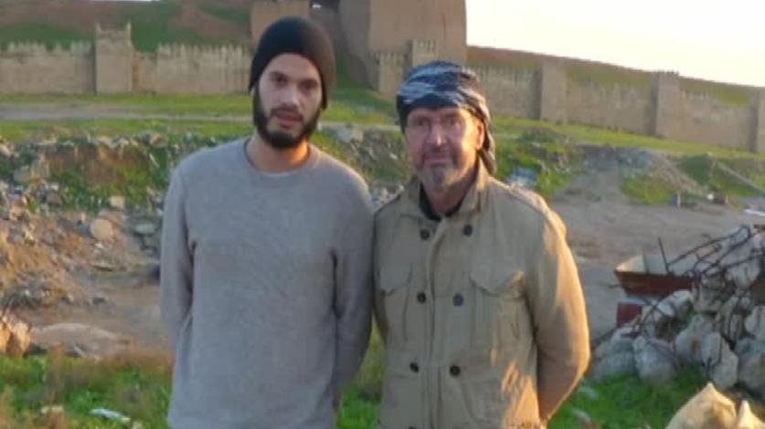 Jürgen Todenhöfer und sein Sohn