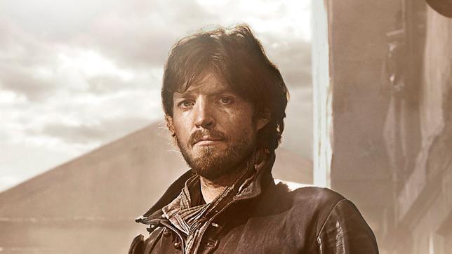 Die Musketiere: Tom Burke als Athos