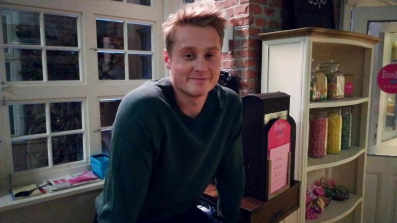 Video Julian Brodacz geht  Rote Rosen  ARD  Das Erste