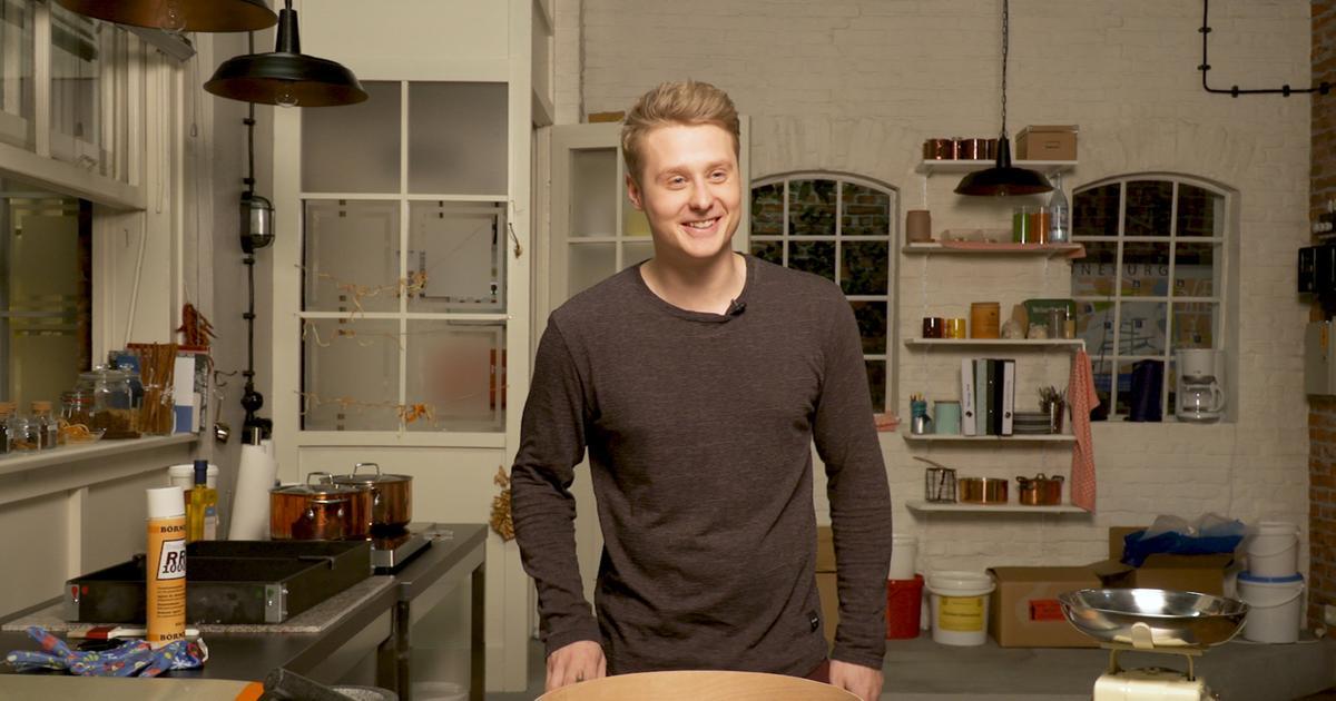 Video Julian Brodacz als Laurenz  Rote Rosen  ARD  Das Erste