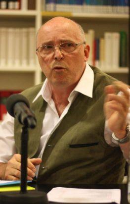 Bill Soutter. Foto: Jan-Eike Hornauer