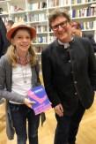 Anna Münkel und Anton G. Leitner. Foto: Maren Martell