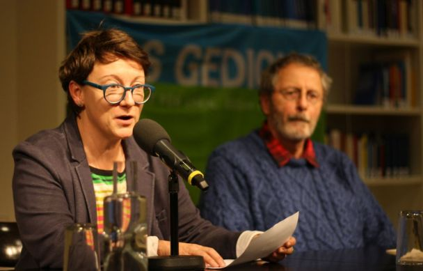 Melanie Arzenheimer und Wolfgang Oppler