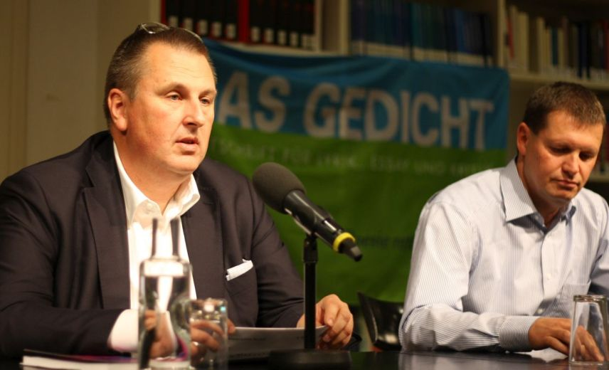 Ulrich Beck und Thomas Hald