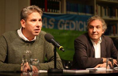 Jürgen Bulla und Thomas Glatz