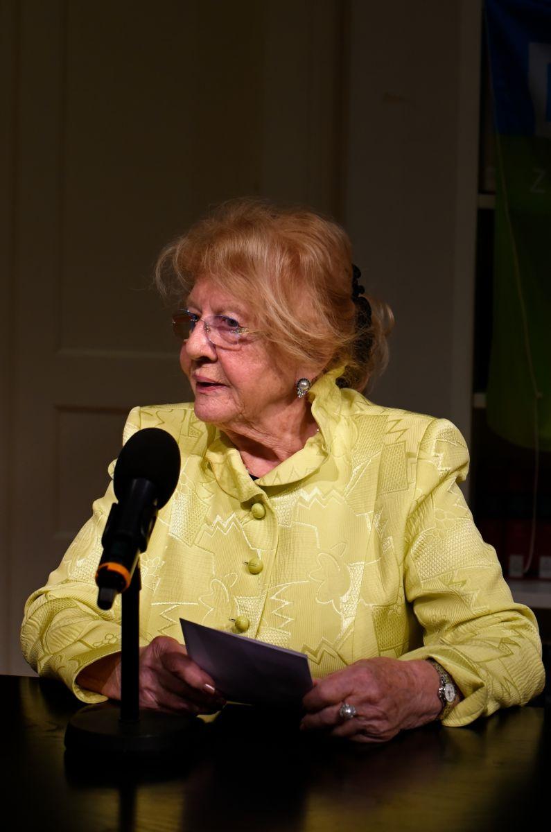 Renate Schön. Foto: Volker Derlath