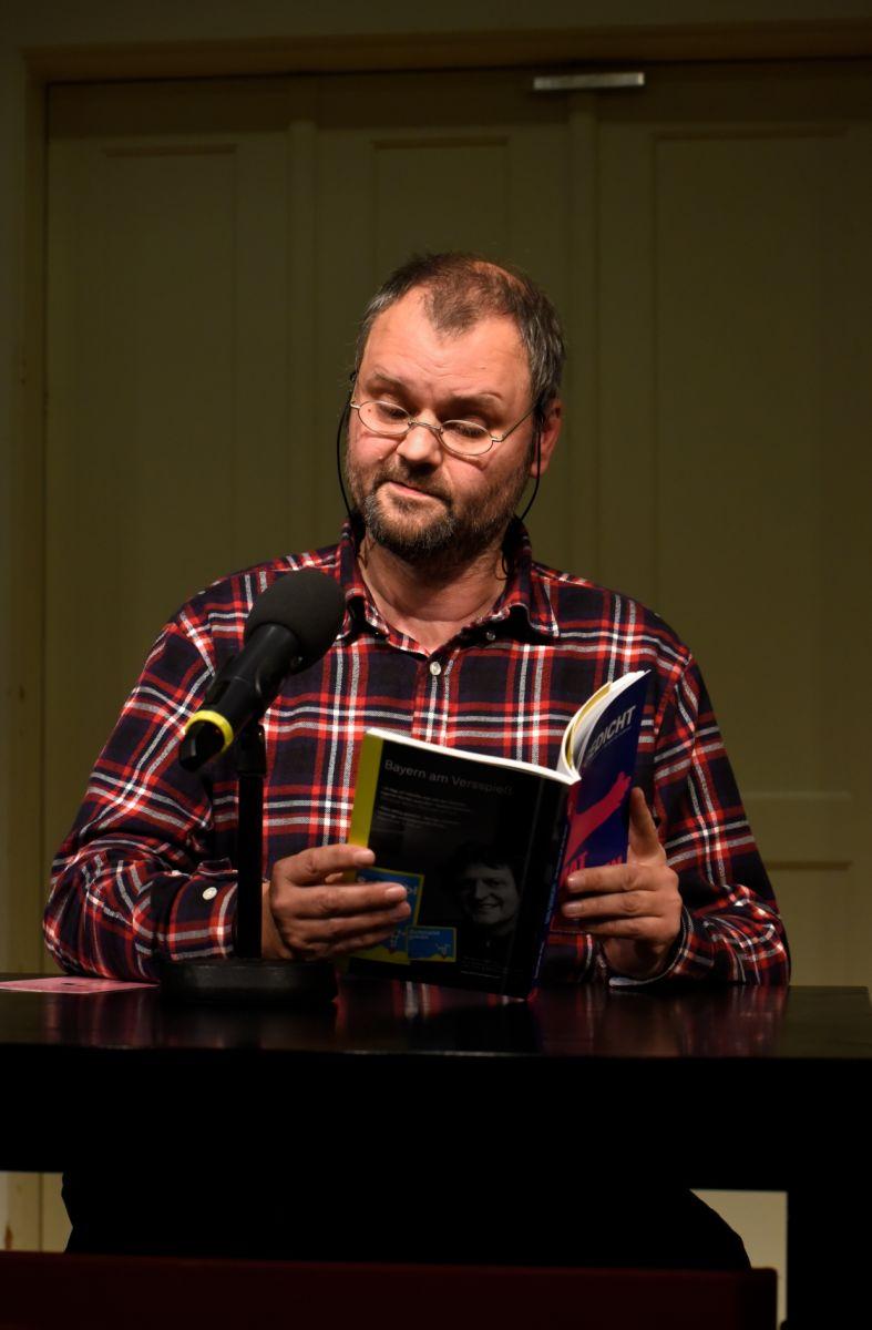 Armin Stingl. Foto: Volker Derlath