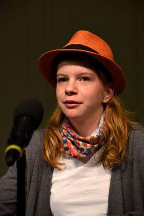 Anna Münkel. Foto: Volker Derlath