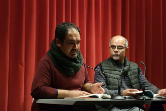 Dinçer Güçyeter und M. Alaaedin Abdul Moula