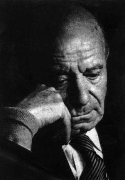 Antonio Porchia. Foto: Delta-Archiv, Stuttgart