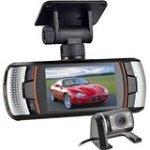 Video Recorder,Clode® 2.7 Dual Lens Car Vehicle 1080P HD Dash Camera DVR Cam Night Vision Recorder