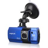 Anytek AT550 Full HD 1080P 2.7 Inch Screen Car Dash Cam 148 Wide Angle G-Sensor Night Vision Driving Video Recorder.