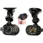 "ELEPHAS 1.5"" LCD 720P HD Car Dash Cam Vehicle Video Recorder Camera with G-sensor, LED Night Vision, Loop recording"