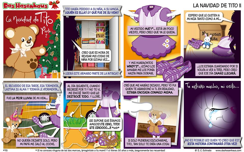 La Navidad de Tito II