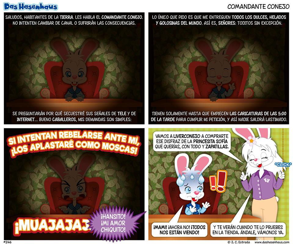Comandante Conejo