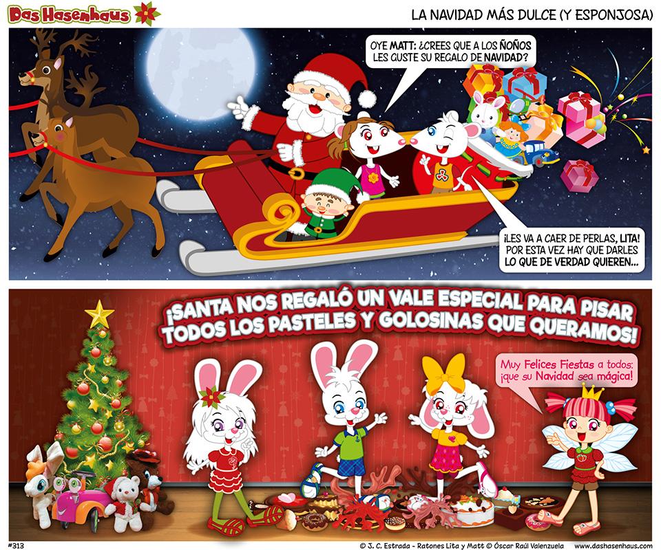 La Navidad Más Dulce (Y Esponjosa)