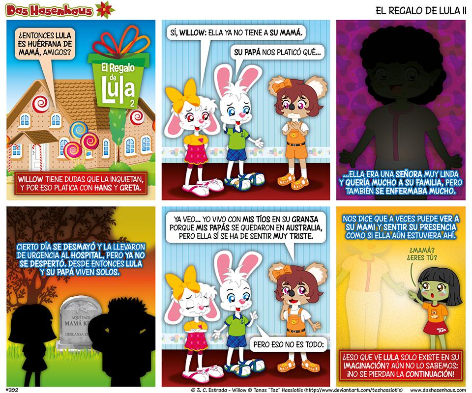 El Regalo de Lula II