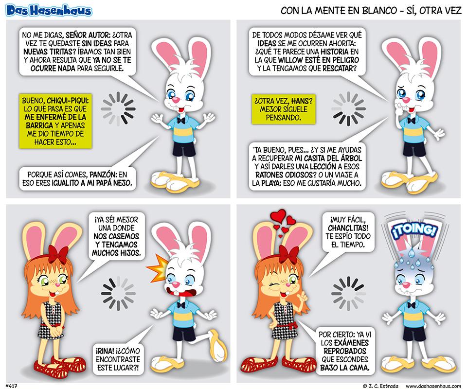 Con La Mente En Blanco - Sí, Otra Vez