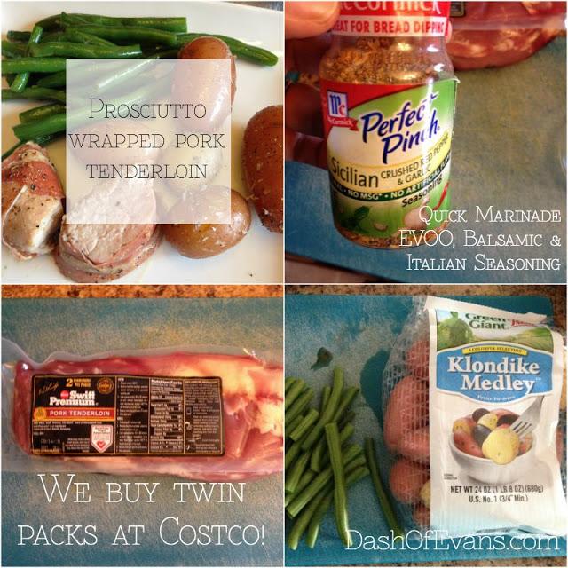 Meal Plan, Pork Tenderloin, Simple Meals